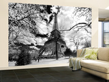 Eiffel Tower - Paris - France - Europe Wall Mural – Large by Philippe Hugonnard