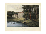 The English Countryside I Prints by James Hakewill