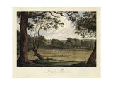 The English Countryside IV Print by James Hakewill