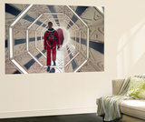 "Keir Dullea, ""2001: a Space Odyssey"" 1968, Directed by Stanley Kubrick Wall Mural"