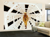 2001: A Space Odyssey Directed by Stanley Kubrick Avec Gary Lockwood Muraltryck – Stort
