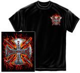 Hard Core Firefighter Shirts