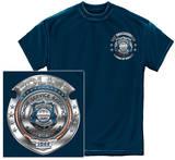 Honor Courage Sacrifice Badge T-shirts