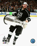 LA Kings Drew Doughty with the Stanley Cup Game 5 of the 2014 Stanley Cup Finals Photo