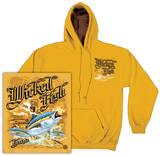 Hoodie: Tuna Gold Pullover Hoodie