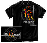 Monster Claws Fire Rescue Shirts
