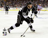 LA Kings Dustin Brown Game 5 of the 2014 Stanley Cup Finals Action Photo