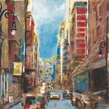 Bright Lights, Big City I Prints by Elizabeth Jardine
