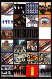 The Beatles - Albums Poster