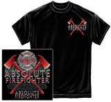 Absolute Firefighter T-shirts