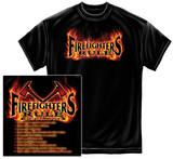 Firefighter Rules T-shirts