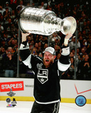 LA Kings Jeff Carter with the Stanley Cup Game 5 of the 2014 Stanley Cup Finals Photo