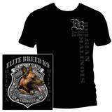 Elite Breed Kalinois K9 Dog T-Shirt