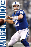 Indianapolis Colts - A Luck 14 Plakater
