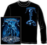 Long Sleeve: USMC - Never Forget T-Shirt