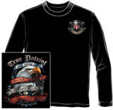 Long Sleeve: True Patriot T-shirts