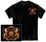 Firefighter - Coat of Arms T-Shirt