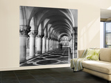The Doge's Palace at Night, Venice, Veneto Region, Italy Wall Mural – Large by Nadia Isakova