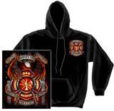 Hoodie: Firefighter - Heros T-Shirt