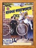 Rudge Whitworth Bicycle Company Lámina giclée enmarcada por Henri Gray