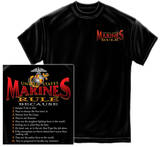 Marines Rules T-Shirt