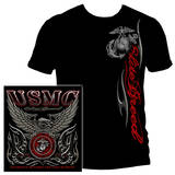 Elite Breed USMC Marine Corps T-Shirt