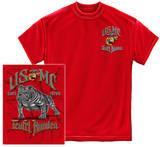 USMC - Teufel Hunden T-shirts