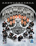 Los Angeles Kings 2014 Stanley Cup Champions Composite Photo