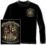 Long Sleeve: Time Honored Tradition Brotherhood T-Shirt