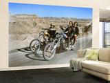 Easy Rider 1969 Directed by Dennis Hopper Dennis Hopper and Peter Fonda Fototapeta - velká