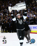 LA Kings Mike Richards with the Stanley Cup Game 5 of the 2014 Stanley Cup Finals Photo