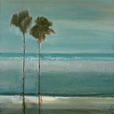 Paradise Cove Print by Terri Burris