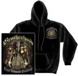 Hoodie: Time Honored Tradition Brotherhood T-shirts