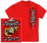 USMC - Semper Fidelis T-shirts