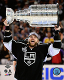 LA Kings Marian Gaborik with the Stanley Cup Game 5 of the 2014 Stanley Cup Finals Photo