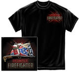 Firefighter - Redneck Shirt