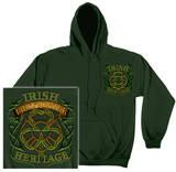 Hoodie: Firefighter - Irish T-shirts