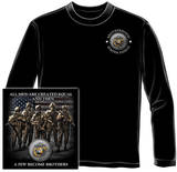 Long Sleeve: USMC - Brotherhood Shirt