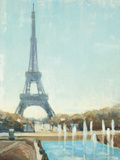 Eiffel Tower Prints by Joseph Cates