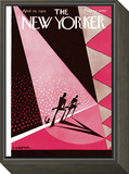 The New Yorker Cover - April 18, 1925 Framed Print Mount by H.O. Hofman