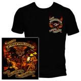 Fallen Firefighter T-shirts