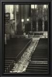 Church Aisle Prints by Scott Mutter
