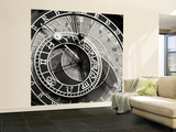 Prague Clock I Wall Mural – Large by Jim Christensen