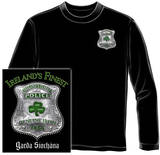 Long Sleeve: Police - Garda Ireland's Finest Shirts