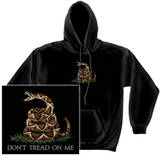 Hoodie: Don' Tread On Me T-shirts