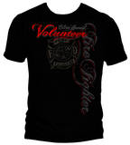 Elite Breed Volunteer Firefighter T-shirts