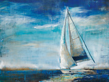 Sail Away Prints by Liz Jardine