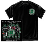 Irish Brotherhood Firefighter T-shirts