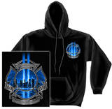 Hoodie: Firefighter - High Honor T-shirts
