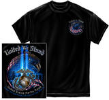 USMC - United We Stand T-shirts